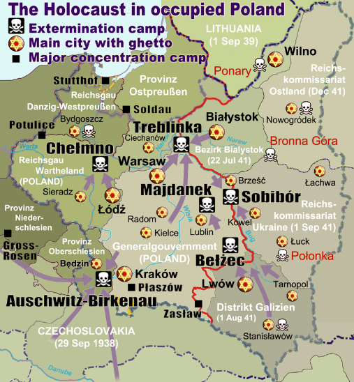 Horrific Nazi German Concentration Camps: Stutthof