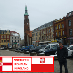 Jonny Blair - Northern Irishman in Poland