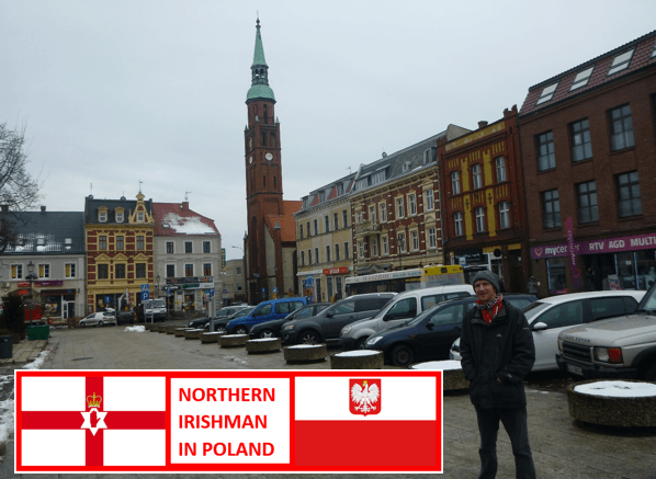 Jonny Blair - Northern Irishman in Poland