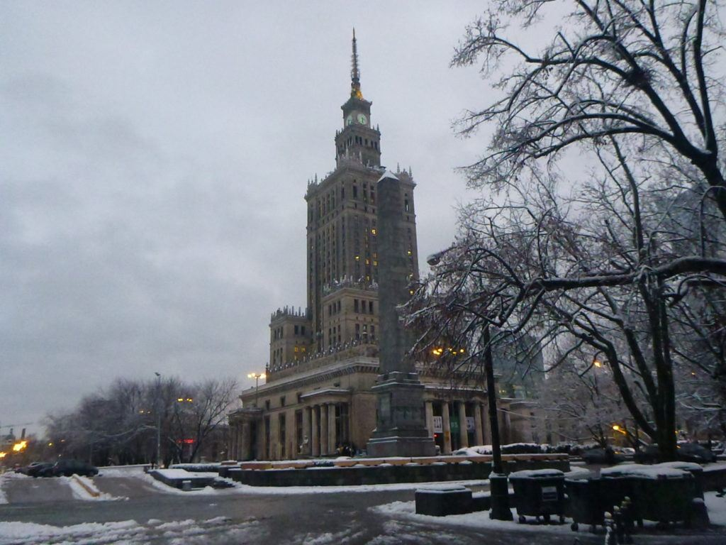 Read about Jonny's love for the capital city, Warszawa.