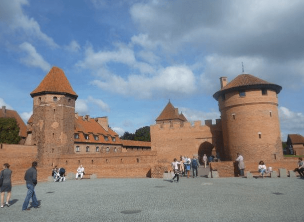 Hotel Review: Hotel Parkowy in Malbork