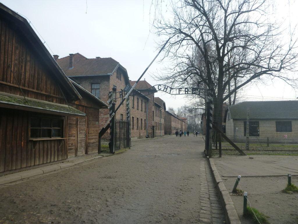 The Gates of Auschwitz I: Arbeit Macht Frei