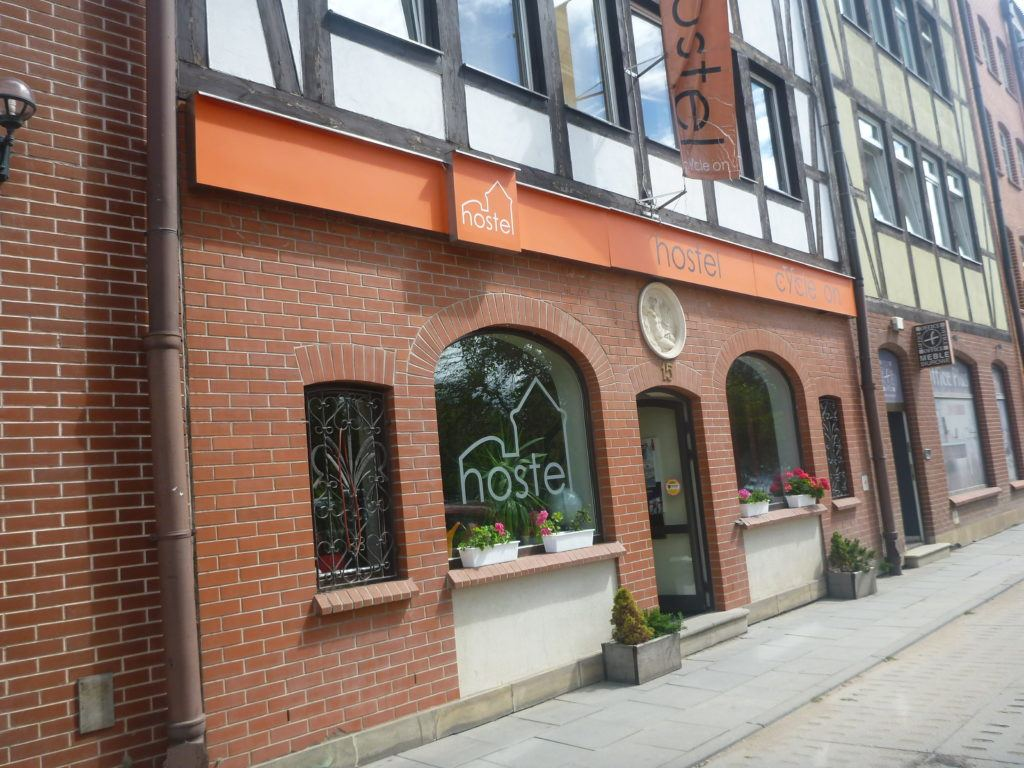 Hostel Review: My Inspiring Stay at Hostel Cycle On in Gdańsk