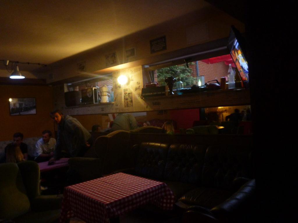 Projekt PRL, quirky communist themed bar in Starogard Gdanski