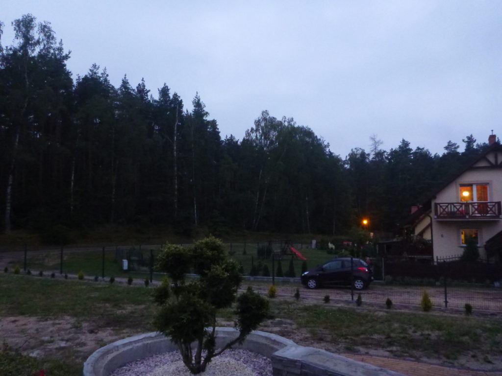Backpacking in Rywałd, Pomerania Province
