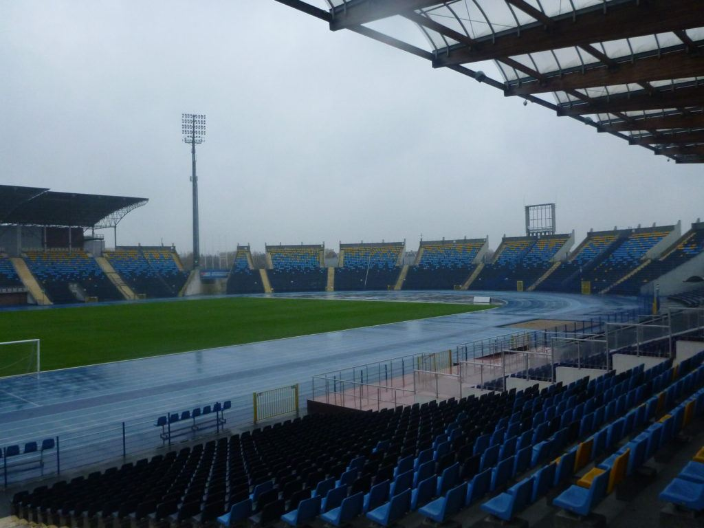 Zdzisław Krzyszkowiak Stadium - Stadion