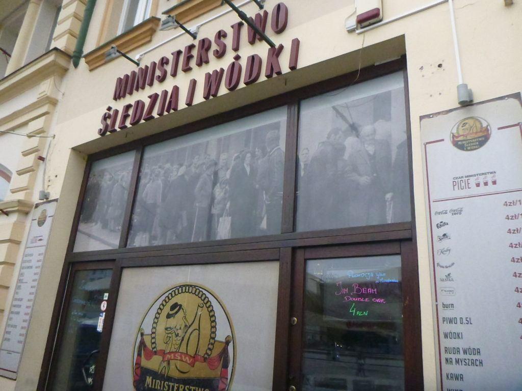Ministerstwo Śledzia i Wódki, Bydgoszcz