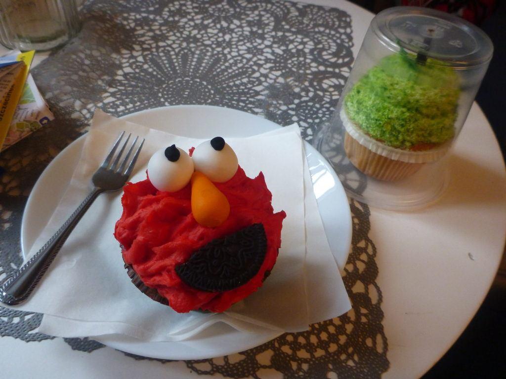 Smaczne Środy: Cup Cakes and Coffee by Izybar in Szczecin, West Pomerania