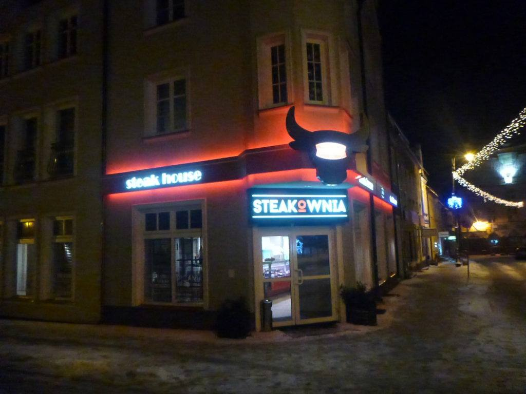 Steakownia Steak House, Biskupiec