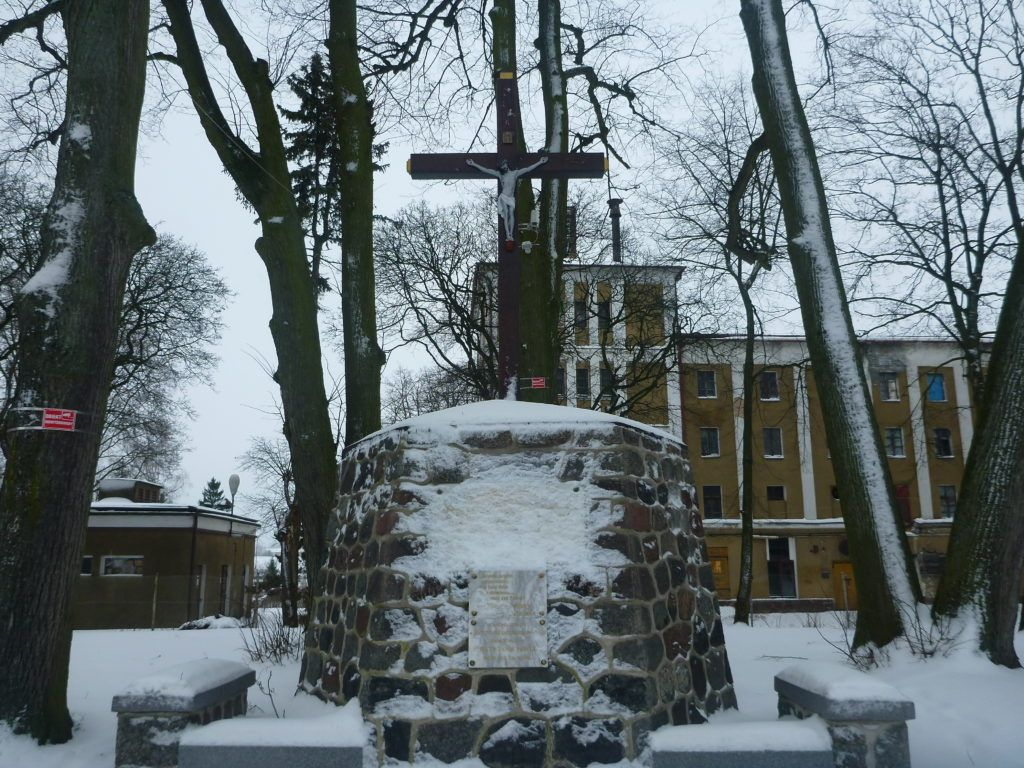Cross of Jan Pawel II
