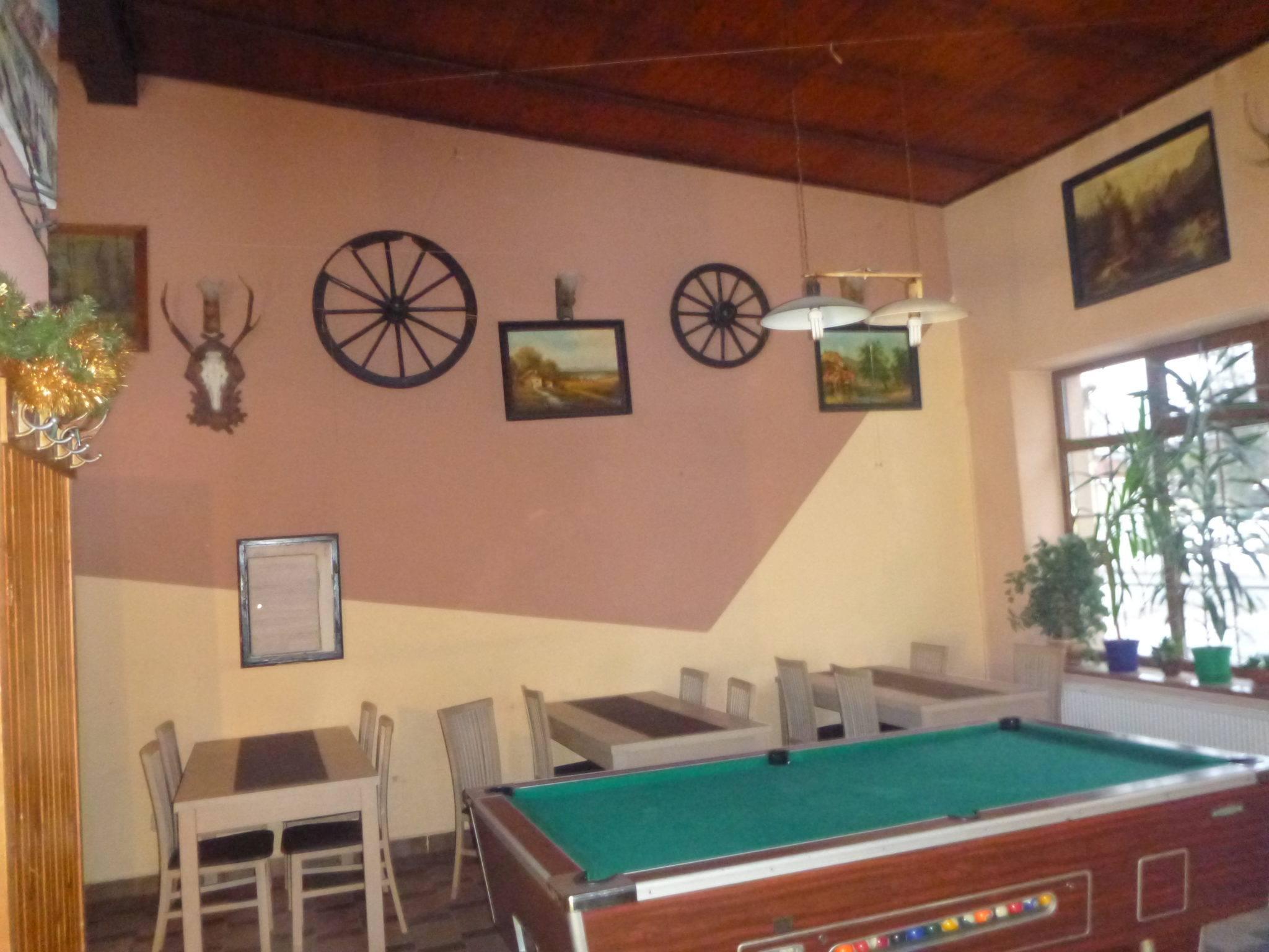 Piątkowe Picie The Best Bars In Biskupiec Northern Irishman In - Old school pool table