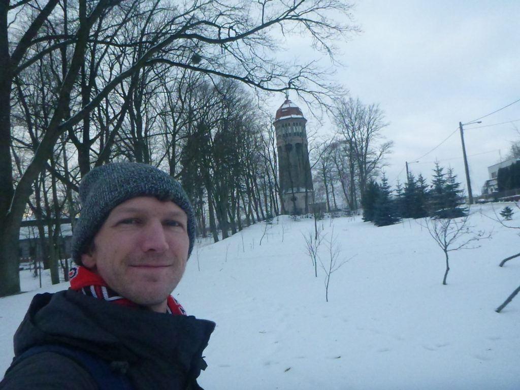 Wieza Cisnien (Water Tower)
