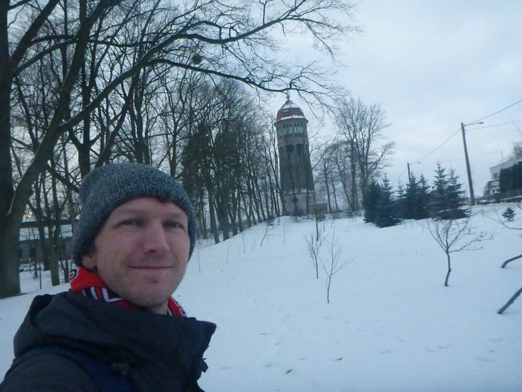 Travelling Northern Irishman takes his heart and soul to beautiful Biskupiec!