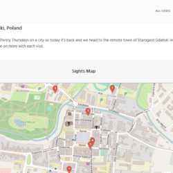 Praca in Poland: My Tours on GPS MyCity, Starogard Gdanski, Pelplin