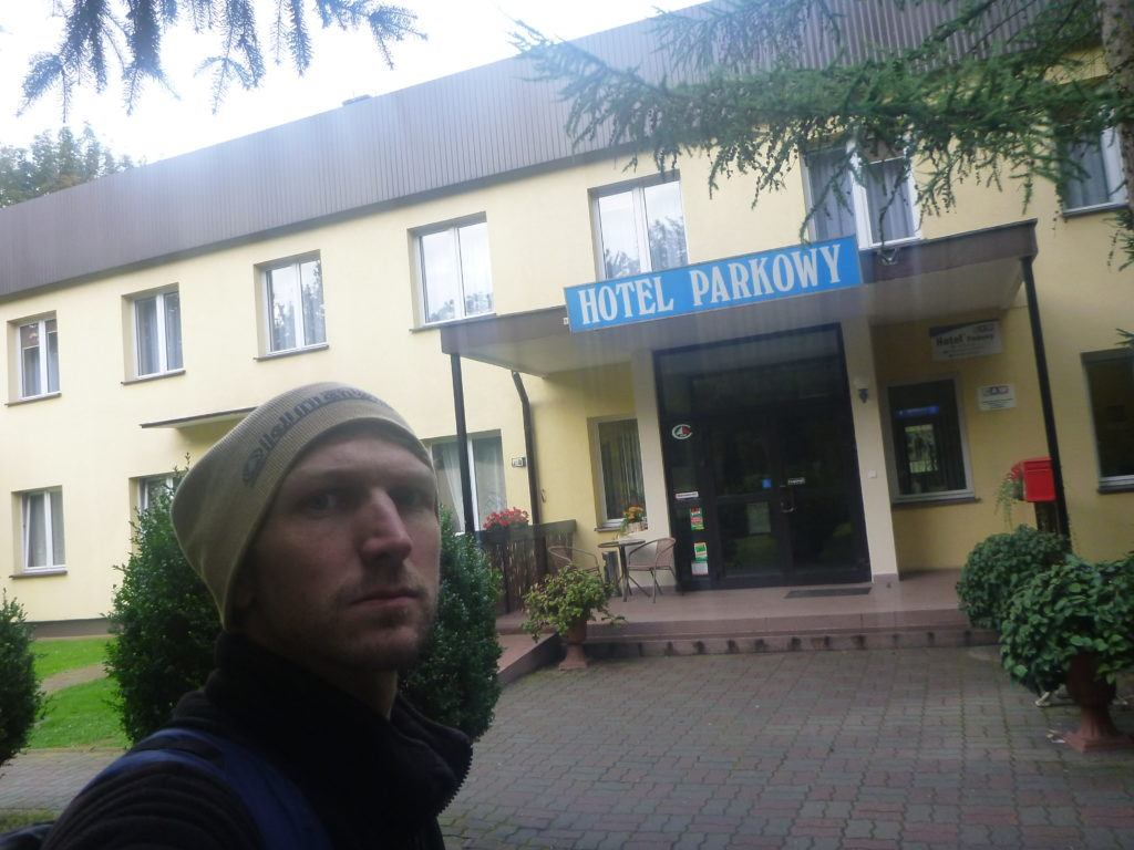 Hotel Review: My Charming Stay at the Hotel Parkowy in Malbork