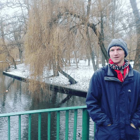 Tourist Starogard Gdanski Kociewie Jonny Blair