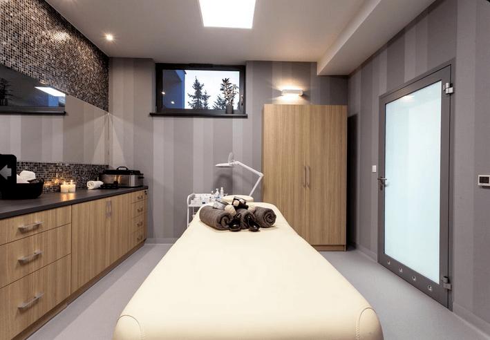 Massages at The Swanky Hotel Ren in Starogard Gdański