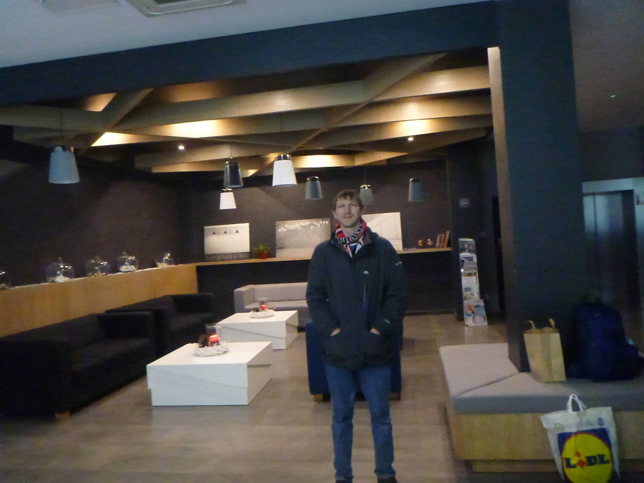Northern irishman in poland hotel review my stay in the for Swanky hotel