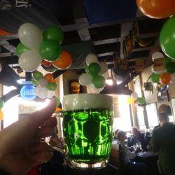 Piątkowe Picie: Celebrating Dzień Świętego Patryka, St. Patrick's Day at Irlandzki Pub, Warsaw