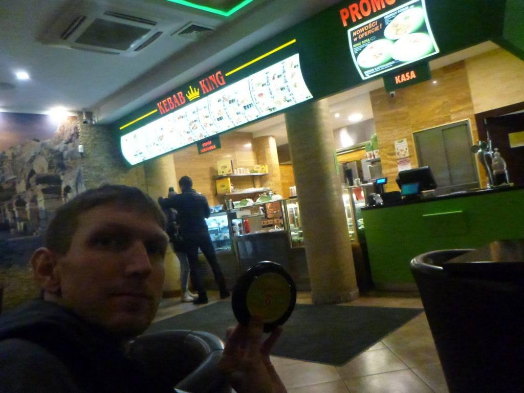 Smaczne Środy: Indulging in the Tasty Menus of Kebab King, Warszawa