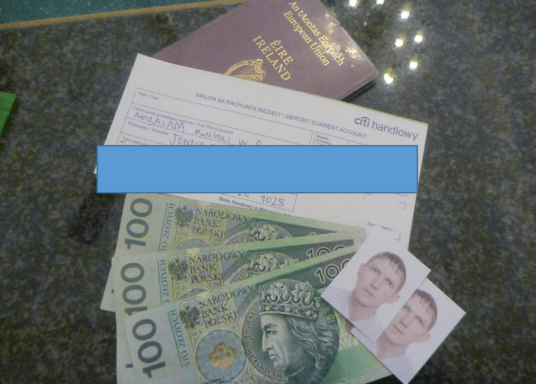 Getting a Mongolia Visa in Poland