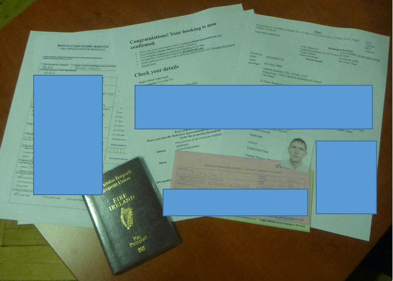 What Do You Need to Get a Mongolian Visa in Warsaw?
