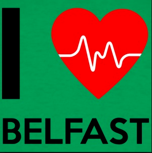Jonny Blair Love Belfast