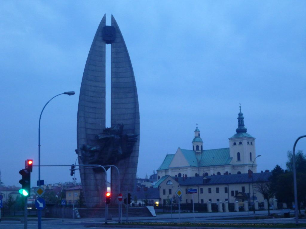 The Vagina/The Revolution Monument