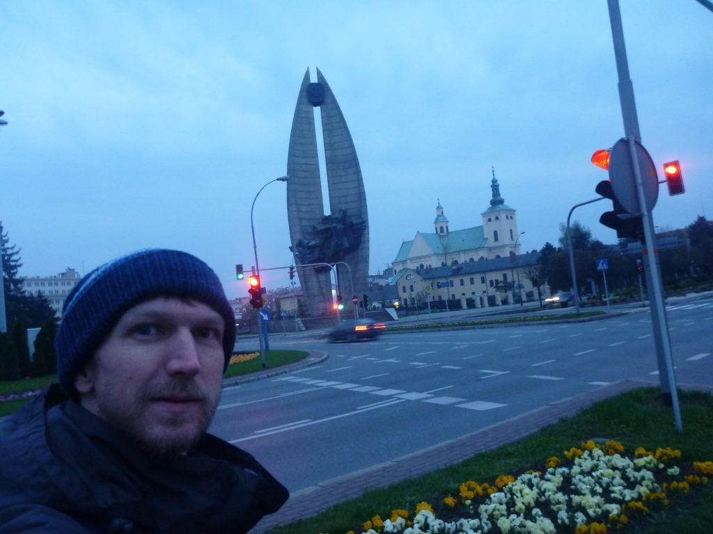 The Vagina/The Revolution Monument