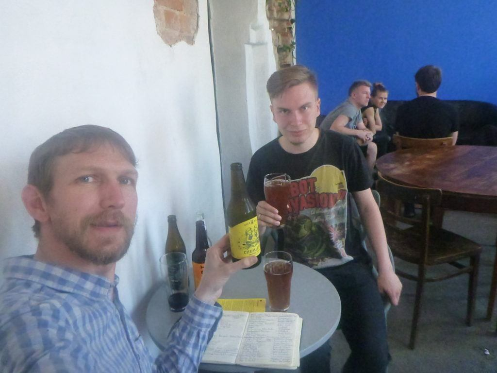 Backpacking adventure in Krolestwo Dreamlandu, Polish Micronation