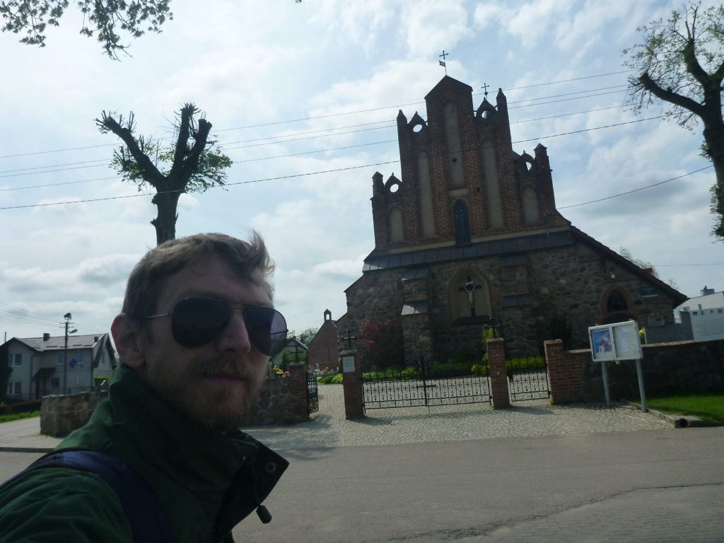 Kościół Rzymskokatolici Swieto Barbary w Kokoszkowach