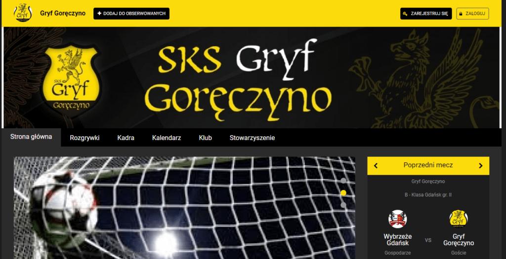 SKS Gryf Goreczyno