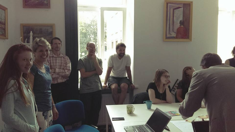Pracujące Poniedziałki: Anniversary Party at Klub Dialogu, Warszawa