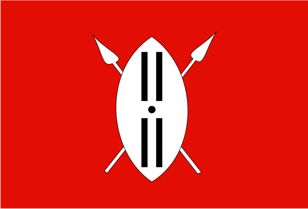 Massai Flag