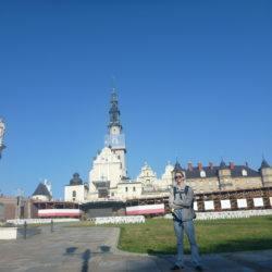 Sunday Morning Mass at Częstochowa, Śląsk Province