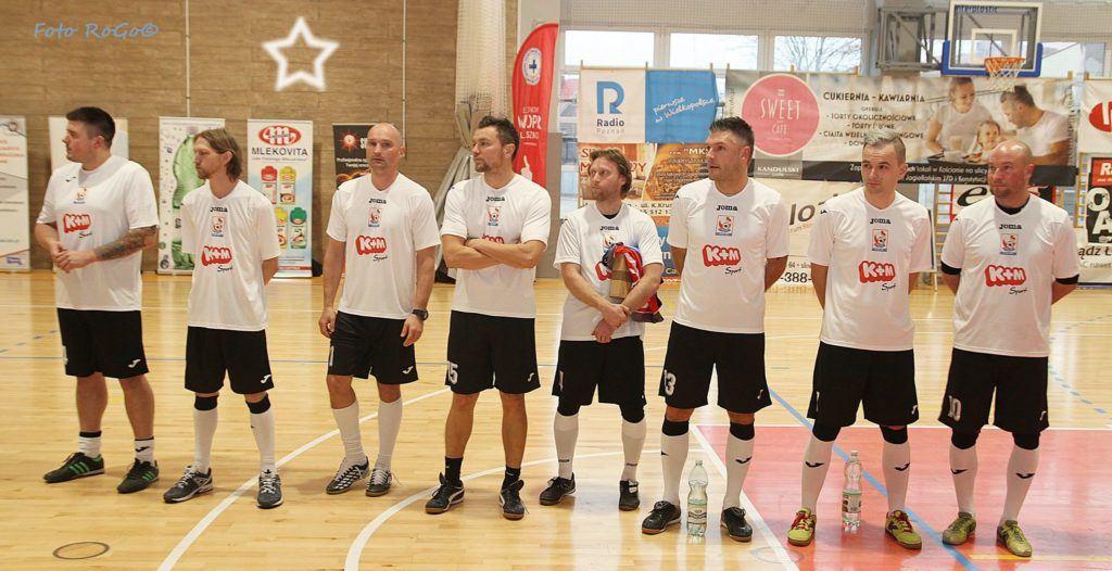 Śmieszne Historie o Piłce Nożnej w Polsce: Charity Tournament in Kościan – VIII Halowy Charytatywny Turniej Piłki Nożnej-Piłkarze Dzieciom