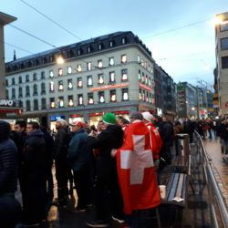 Northern Irishman on Tour: Poland to Frankfurt to Cheatzerland
