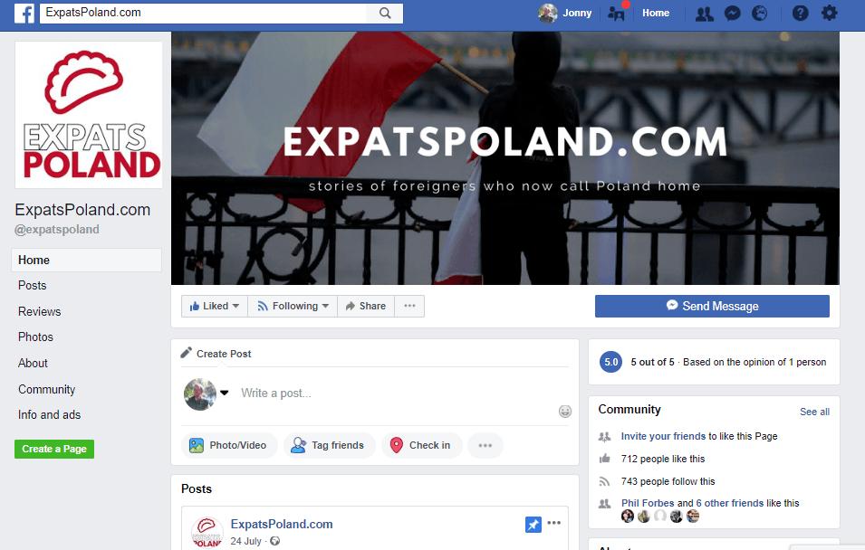 Expats Poland