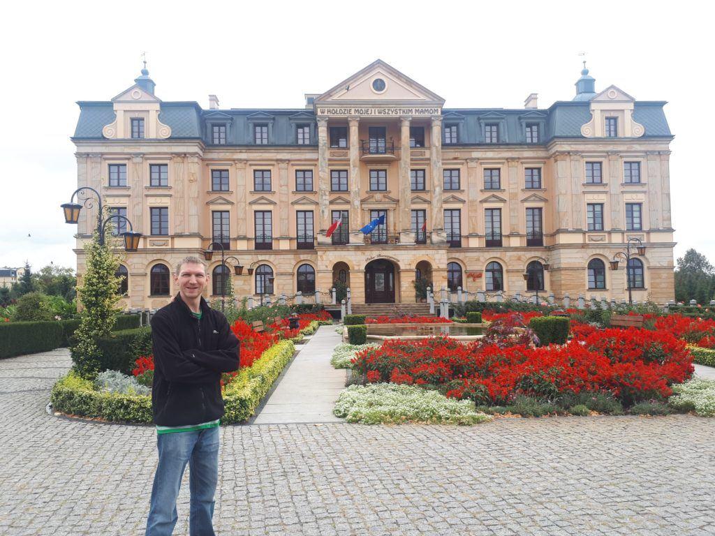Pałac Bursztynowy (Amber Palace)