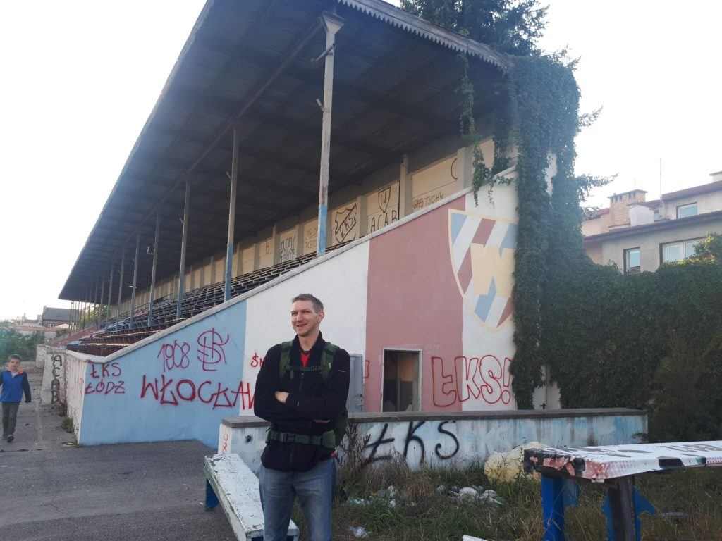 The Old Football Stadium