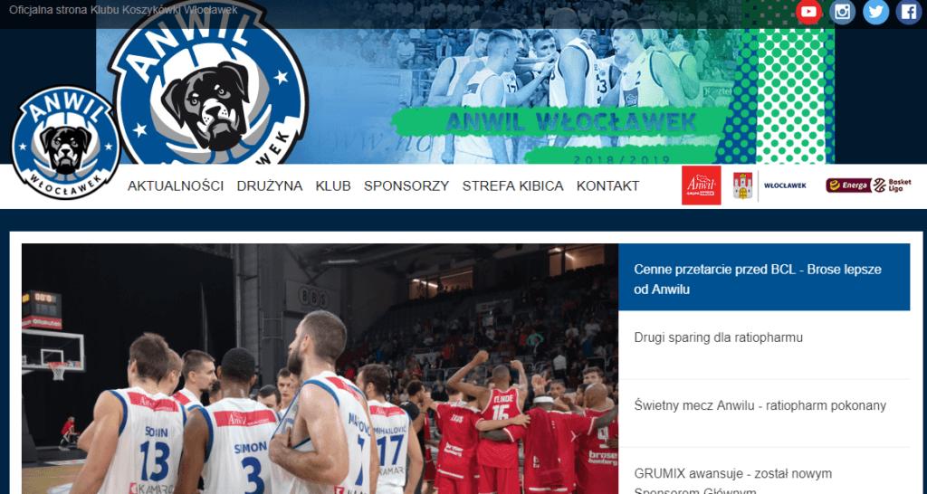 Anwil Włocławek - Polish Basketball Champions 2018