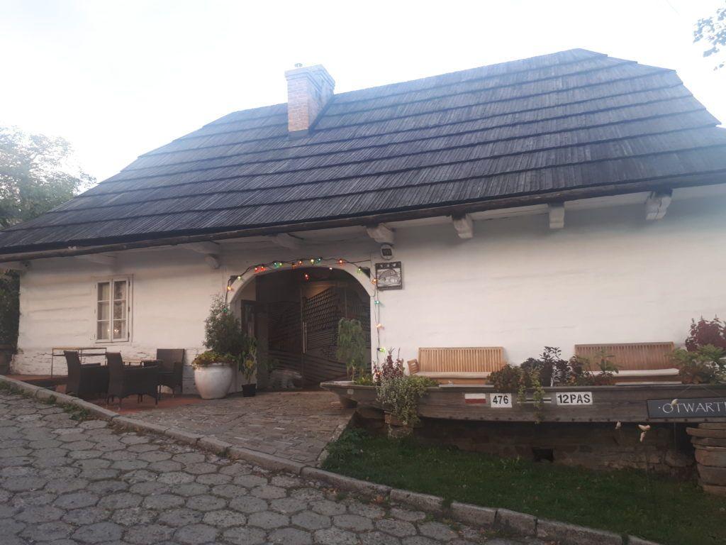 Lanckorona in soutrhern Poland
