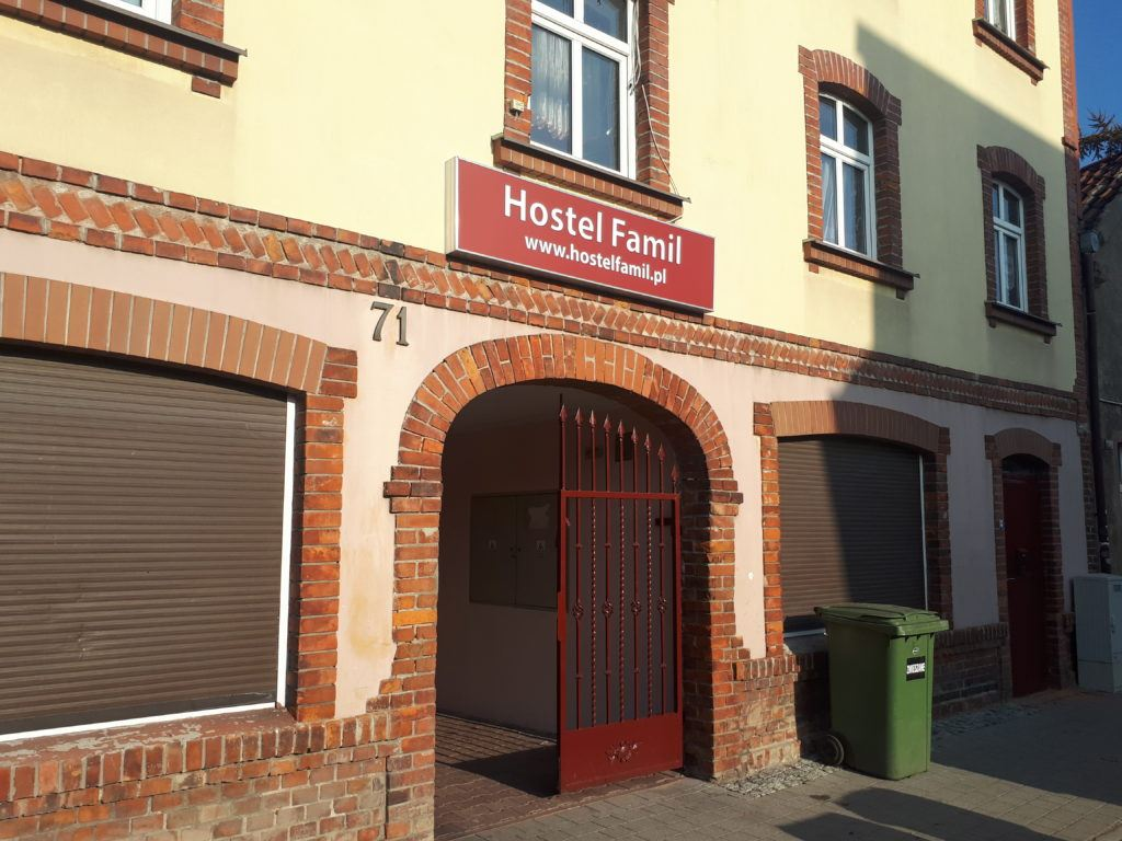 Comfort at Hostel Famil: My Stay in The First and Only Hostel in Starogard Gdański