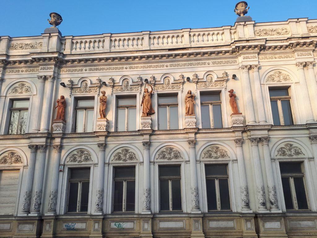 Pałac Wichertow in Starogard Gdański