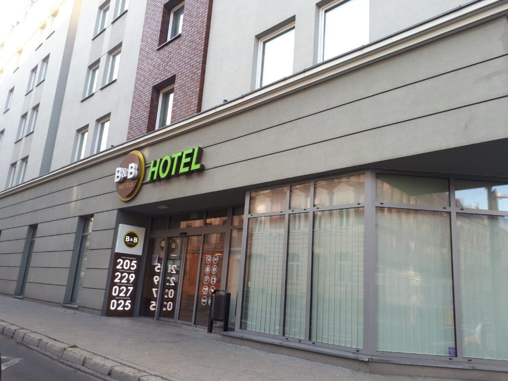 My Comfortable Stay at The Hotel B and B in Katowice, Śląsk