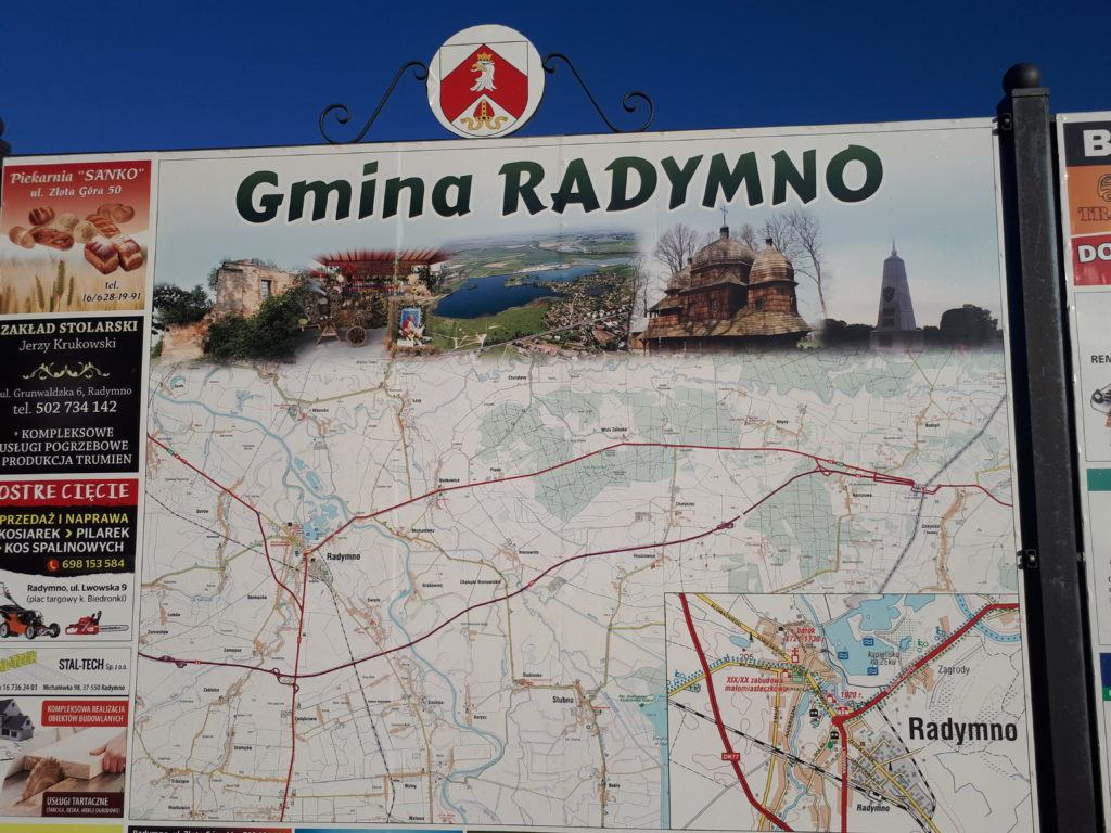 Magiczne Miasta: Randomly in Radymno, The Best Sights