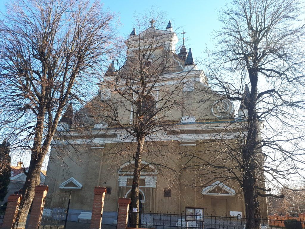Magiczne Miasta: Randomly in Radymno, The Best Sights - St. Lawrence's Church