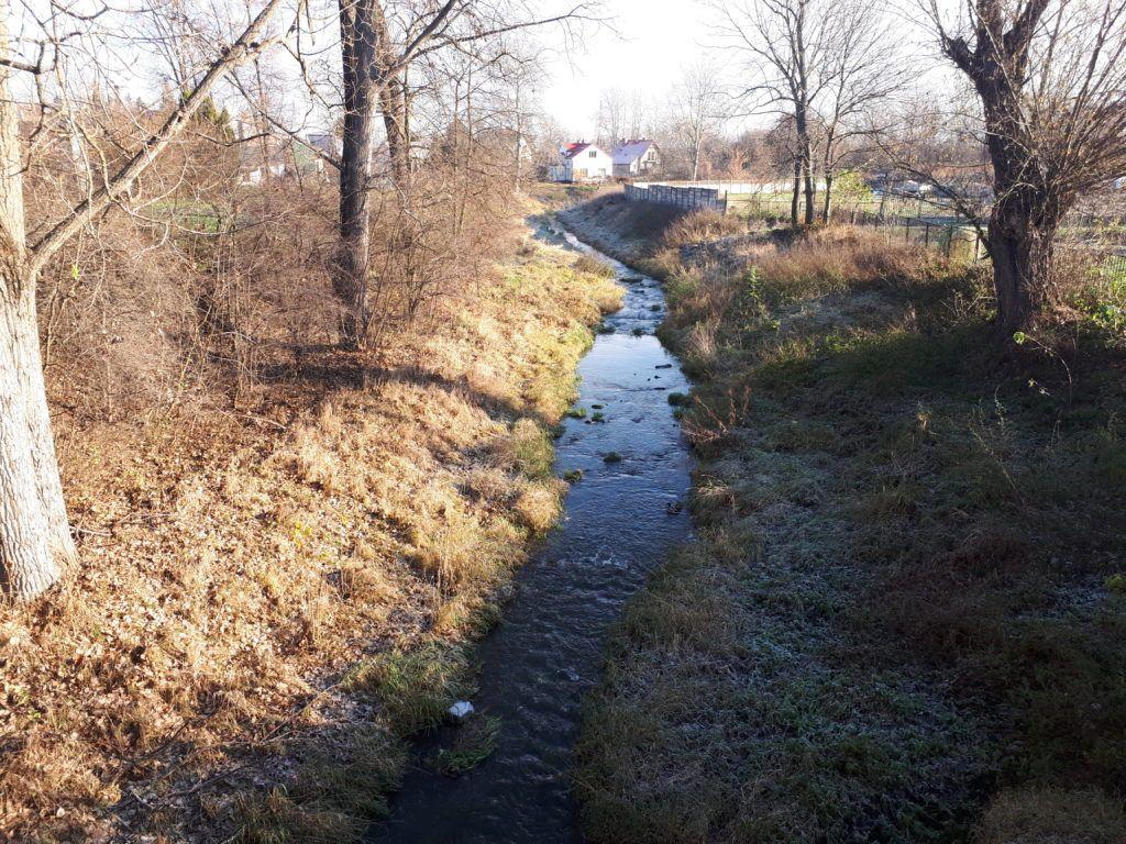 Magiczne Miasta: Randomly in Radymno, The Best Sights - the river