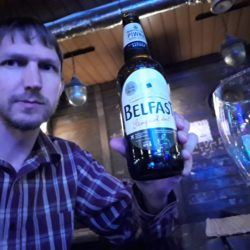 Belfast Beer: Made in Poland