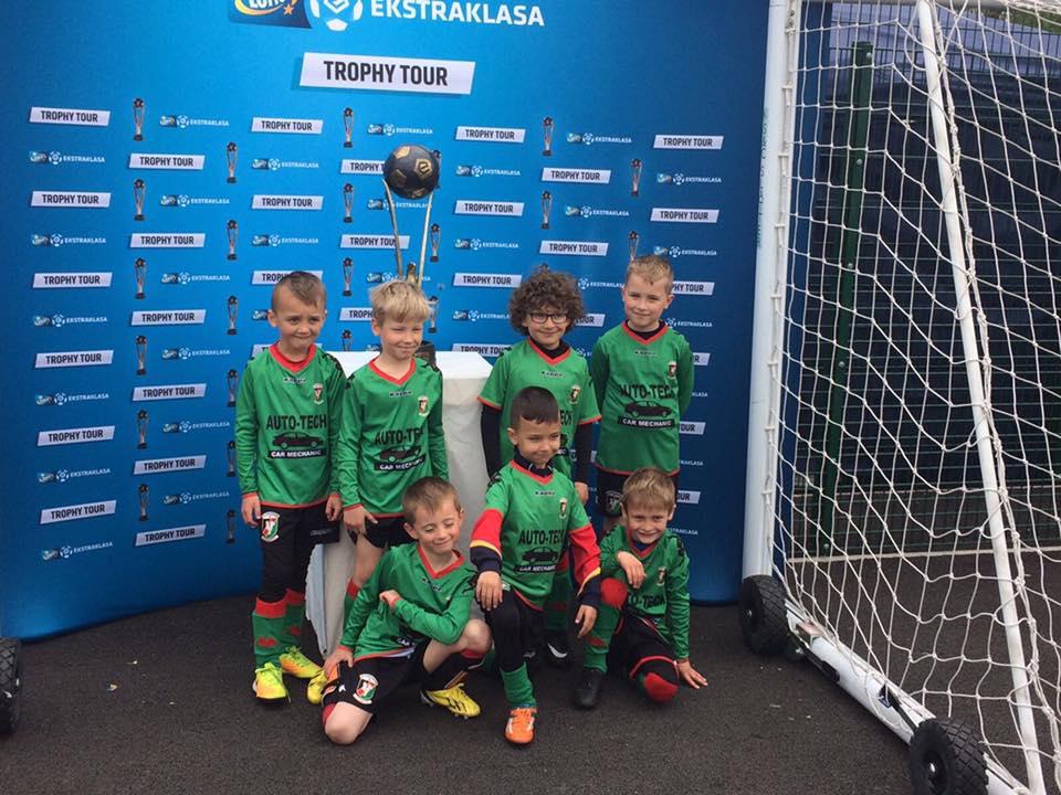 Glentoran FC's Polish Academy